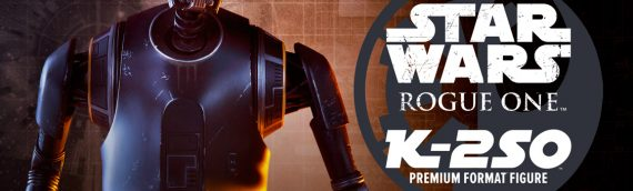 Sideshow Collectibles – K-2SO Premium Format