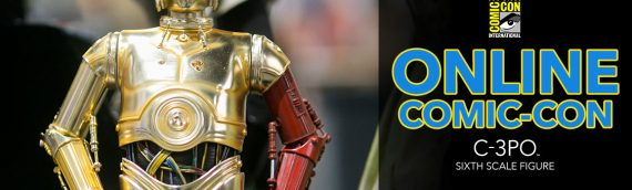 Hot Toys – C-3PO The Force Awakens Sixth Scale Figure