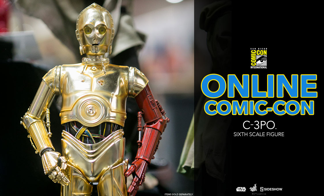 Hot Toys C-3PO The Force Awakens