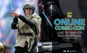 Hot Toys Luke Skywalker Endor Version