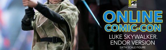 Hot Toys – Luke Skywalker & Leia Endor Version Sixth Scale Figure