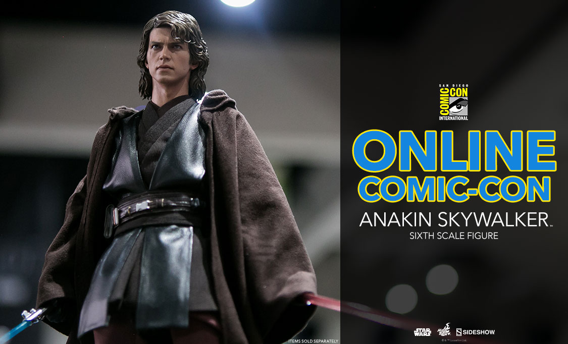 Hot Toys Anakin Skywalker Sixth Scale Figure Preview