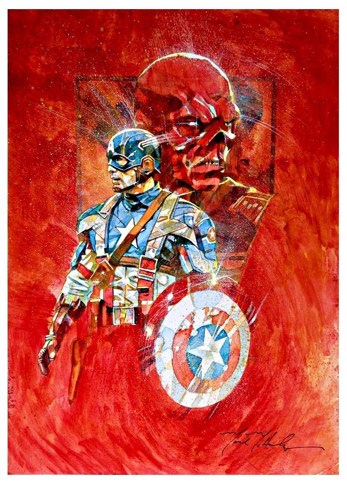 Art of Star Wars Mark McHaley