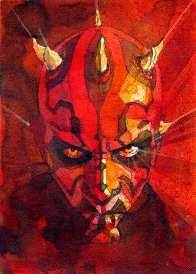 Art of Star Wars Matt Busch