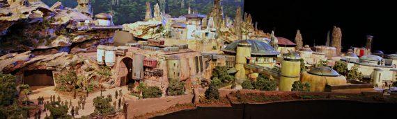 D23 2017: Star Wars Galaxy's Edge – Le Star Wars Land en images