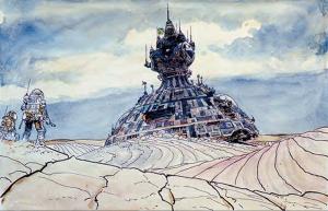 art of star wars Renaud Roche