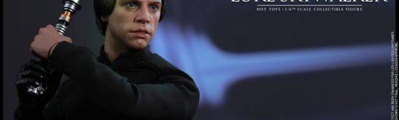 Hot Toys – Luke Skywalker Jedi Knight ROTJ