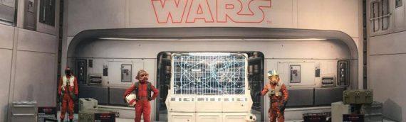Le stand de Lucasfilm au SDCC 2017