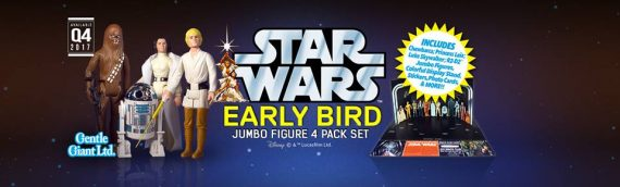 Gentle Giant – Jumbo Kenner Early Bird Kit