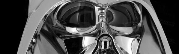 eFX Collectibles – Darth Vader Chrome Helmet 40th Anniversary exclu SDCC en stock