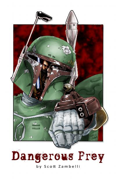 Art of Star Wars Scott Zambelli