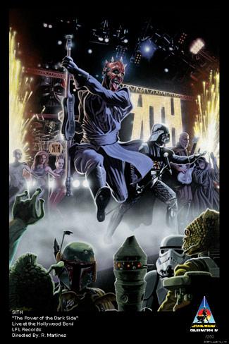 Art of Star Wars Randy Martinez