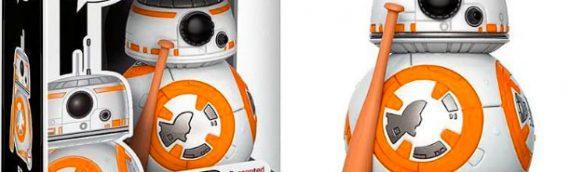 FUNKO POP : BB-8 exclusive San Francisco Giants