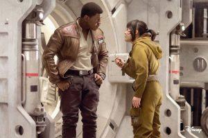 Brian Rood The Last Jedi Finn