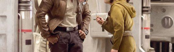 Brian Rood – Premier Artwork de The Last Jedi