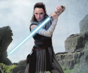 Brian Rood The Last Jedi Rey