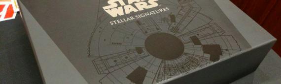 TOPPS – Star Wars Stellar Signatures Trading Card