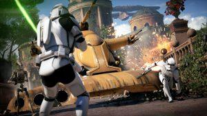 EA Battlefront II Beta
