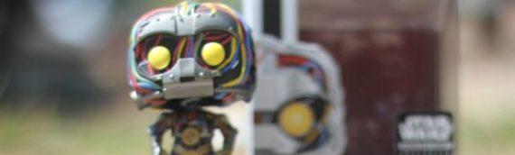 FUNKO POP : C-3PO TPM Exclu Smugglers Bounty
