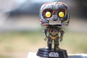Smugler Bounty C-3PO La Menace Fantome