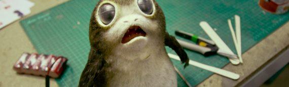 Rumeur – The Last Jedi : Une peluche des PORGS interactive