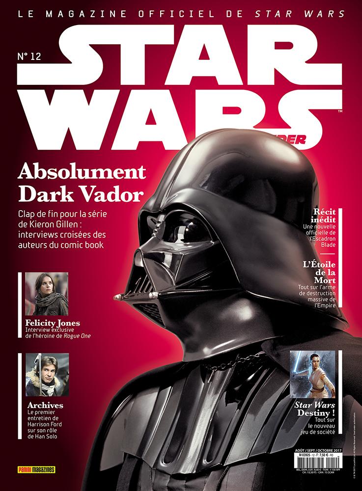 Panini Star Wars Insider 12 Dark Vador