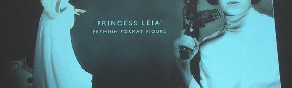 Sideshow Collectibles – Princess Leia ANH Premium Format