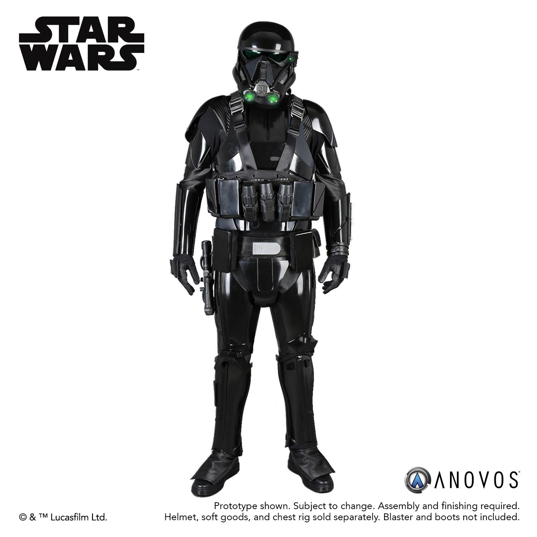 Anovos Death Trooper Armor Kit