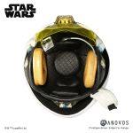 ANOVOS Rogue One General Merrick Blue Squadron Helmet