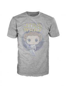 Funko Tee Shirt Leia