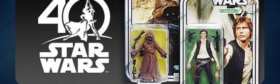Protection Case – Black Series 6″ Star Wars 40th Anniversary