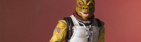 Gentle Giant – Bossk Collectors Gallery Statue