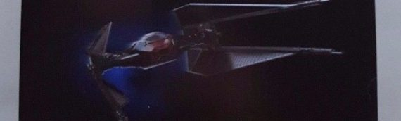 Hotwheels – TIE Silencer exclu SDCC