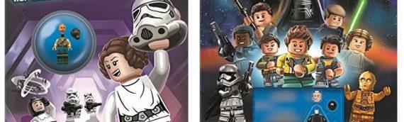 LEGO – Deux nouveaux livres et leur mini-figs