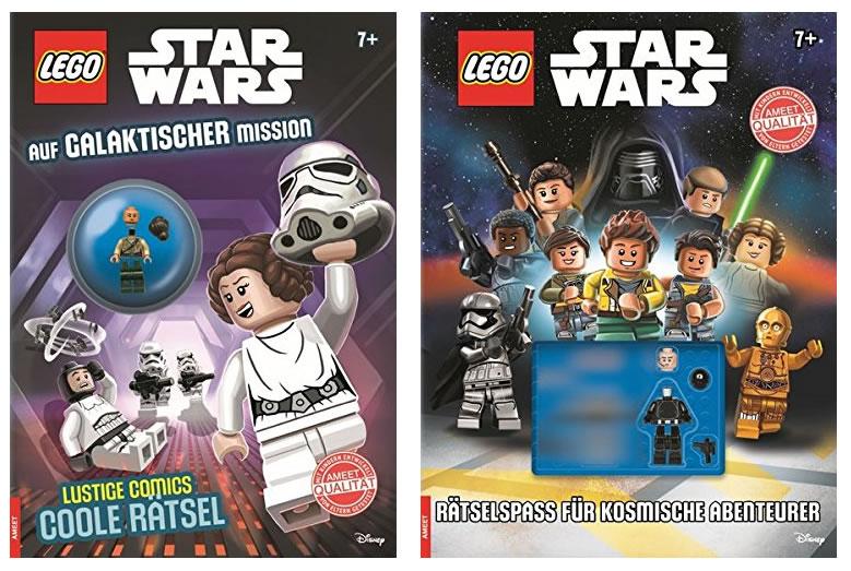 LEGO livres mini fig