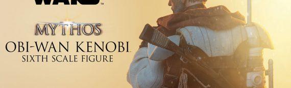 Sideshow Collectibles – Mythos Obi-Wan Kenobi Sixth Scale Figure