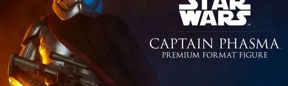 Sideshow Collectibles – Captain Phasma Premium Format