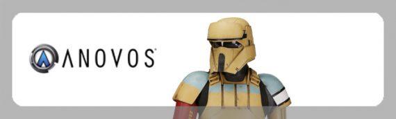 Anovos – Shoretrooper Armor Kit