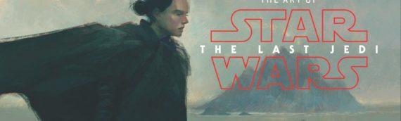 Nouveau livre – The Art of the Last Jedi