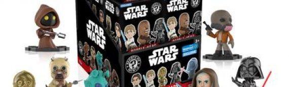 FUNKO – Star Wars Classic Mystery Minis des exclus un peu partout