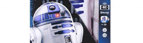 HASBRO : R2-D2 Interactive et son nouveau packaging