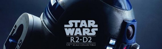 Hot Toys : R2-D2 The Force Awakens Sixth Scale Figure