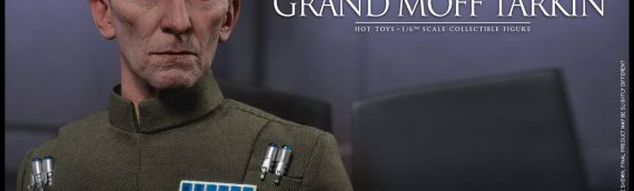 Hot Toys – Grand Moff Tarkin Sixth Scale Figure