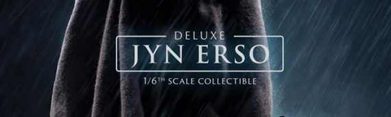 HOT TOYS – Rogue One Jyn Erso Sixth Scale Figure