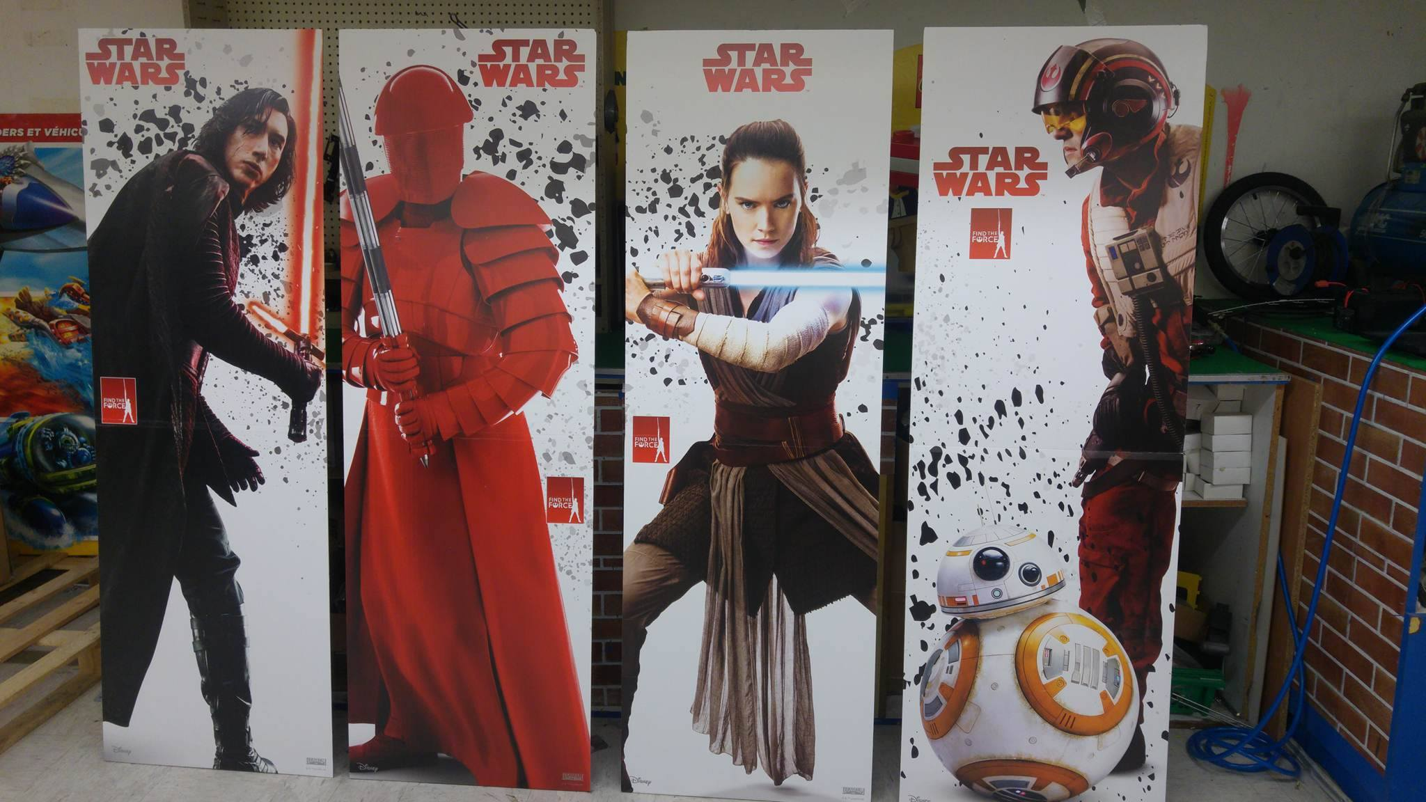 Force Friday II Banner