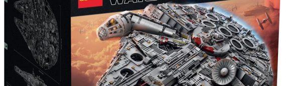 LEGO Star Wars – UCS Millennium Falcon