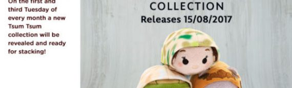 Disney : Tsum Tsum Star Wars Endor Collection