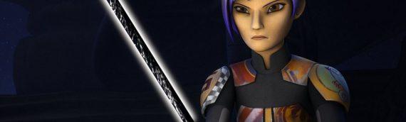 Star Wars Rebels – Plus d'infos sur le Dark Saber des Mandolariens
