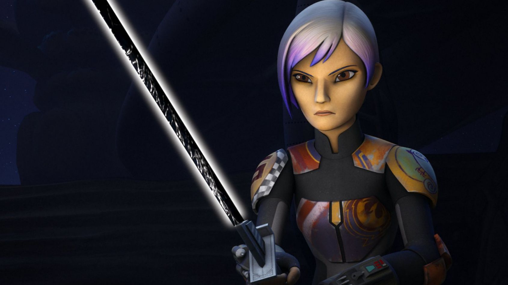 Star Wars Rebels Dark Saber
