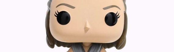 FUNKO POP – The Last Jedi Serie #1